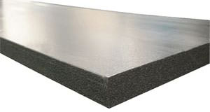 SilverGlo™ crawl space wall insulation available in Ancaster