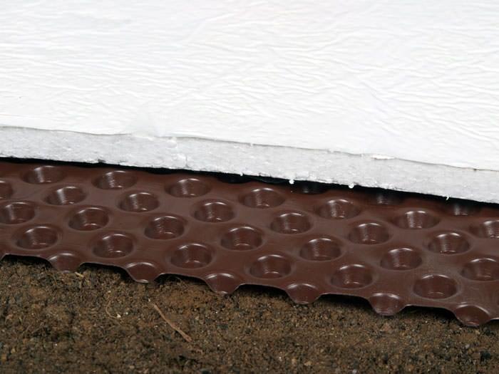Crawl E Insulation With Terrablock