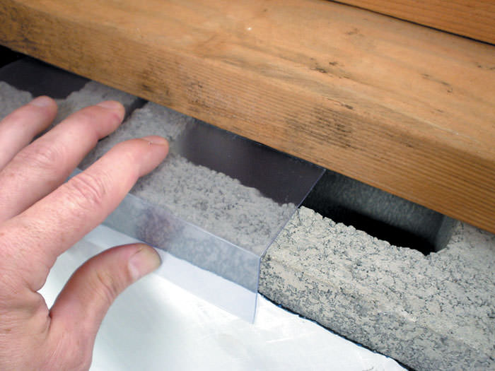 wall treatment for crawl spaces sealing in ontario seal block walls