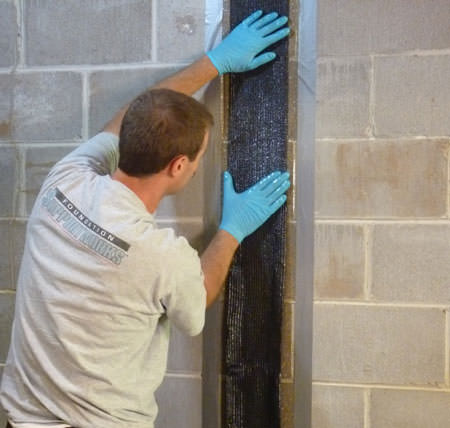 Foundation Wall Stabilization In Hamilton Oakville