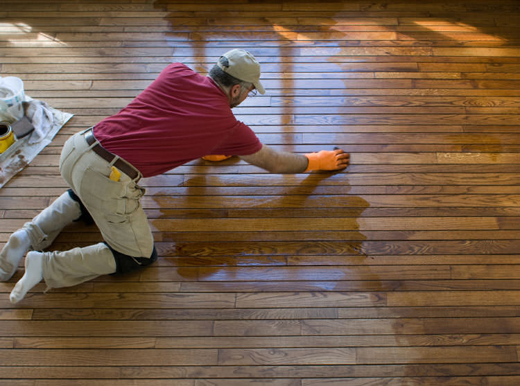 Warped wood floor problems in ontario moisture control for Hardwood floors cupping