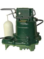 cast-iron zoeller sump pump systems available in Ancaster, Ontario