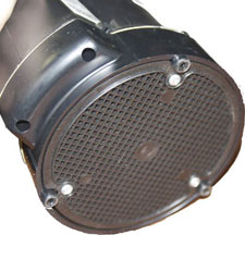 A no-clog sump pump screen intake valve not used on Zoeller pumps