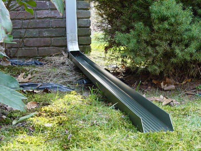 Gutter Downspout Extensions By Ontario Waterproofers